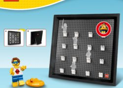 5005359 LEGO Minifigure Collector Frame