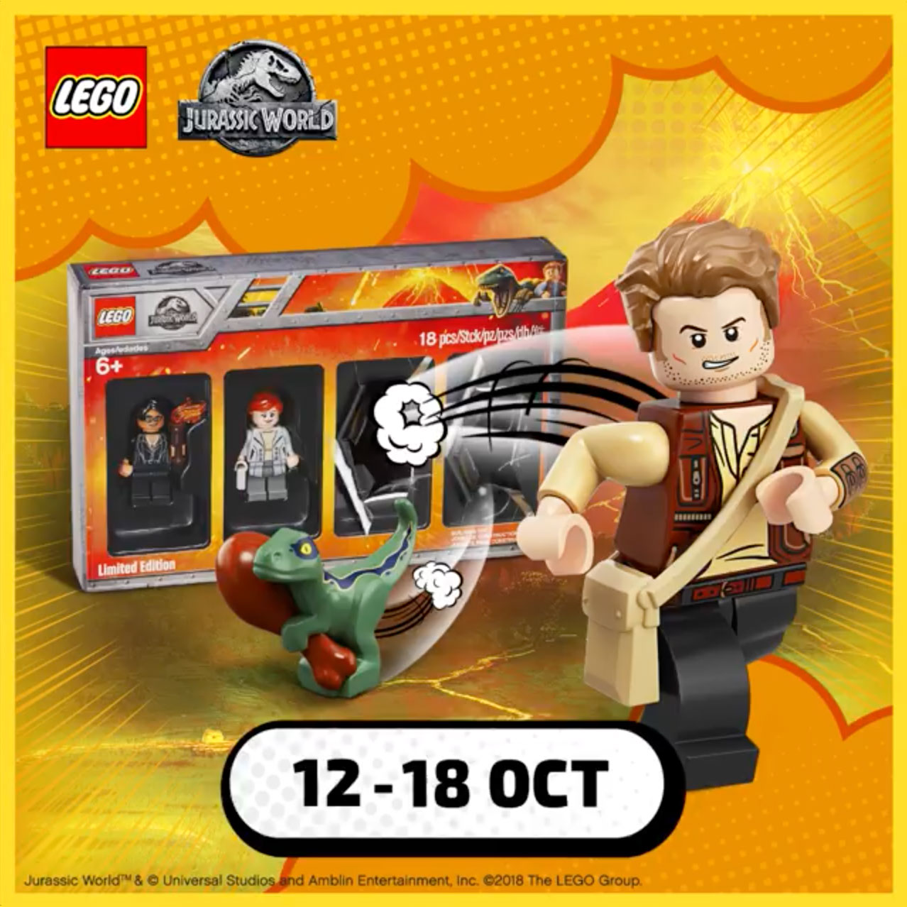 LEGO-bricktober-2018-jurassic world