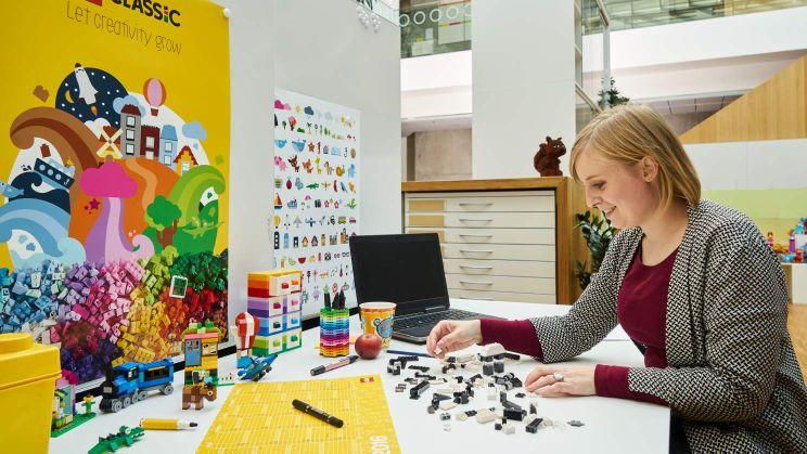 Brickfinder - Bricking the Mould: Meet LEGO Designer Chee