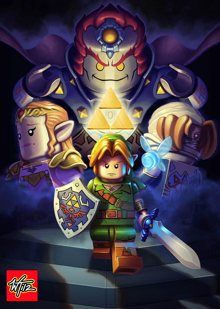 LEGO Legend of Zelda