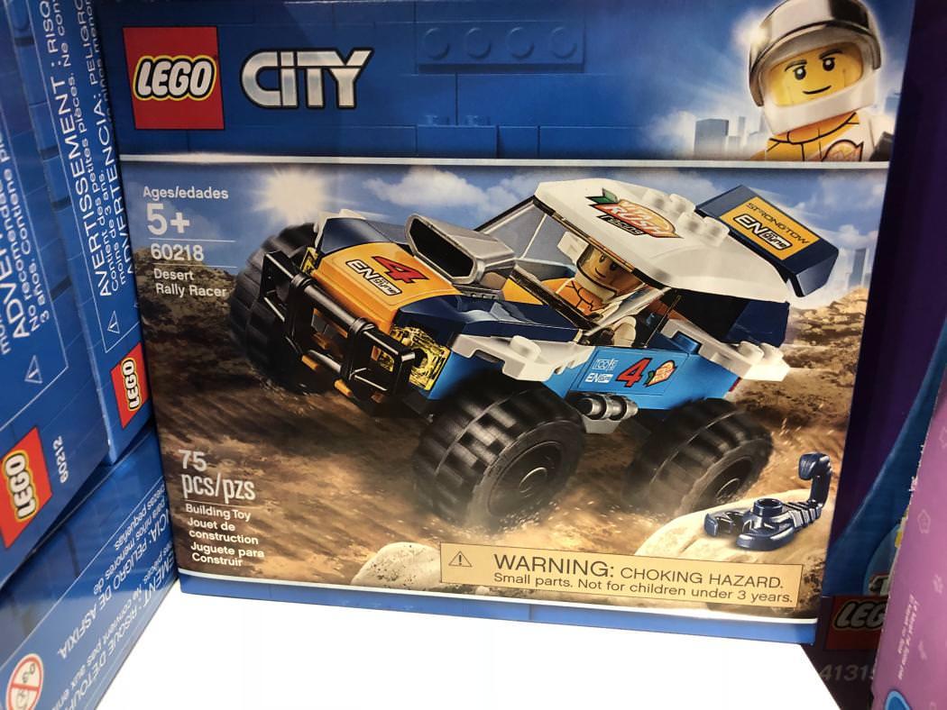 Desert Rally Racer (60218)