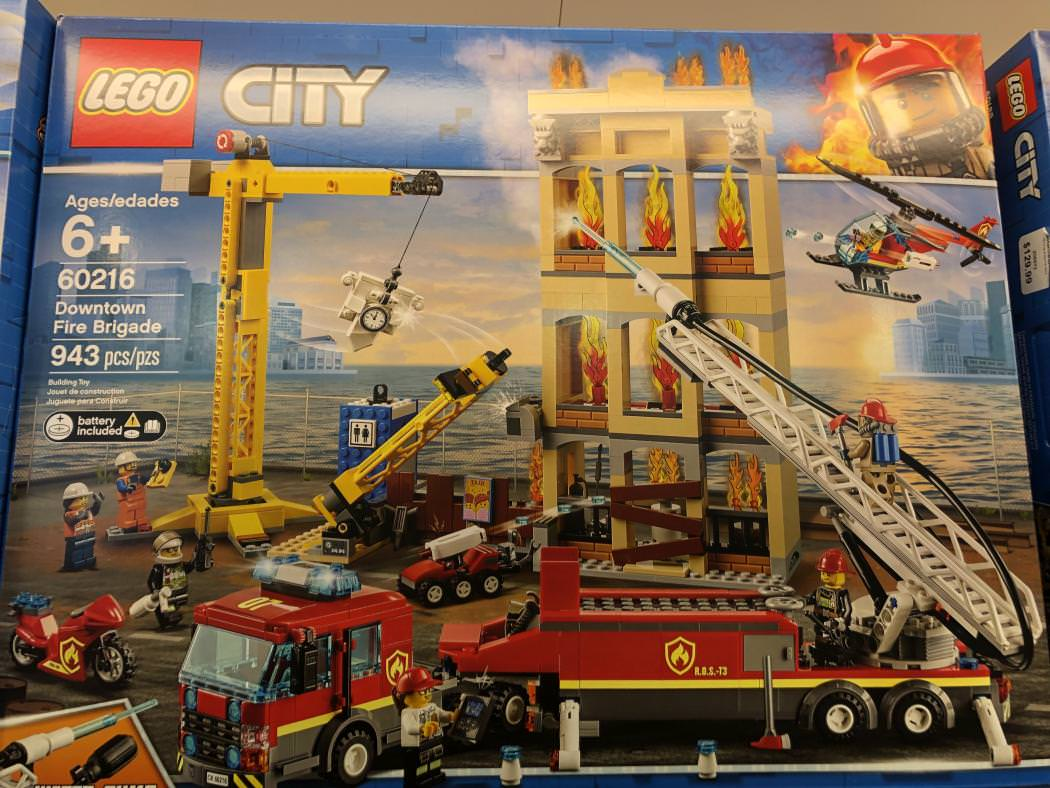 Downtown Fire Brigade (60216)