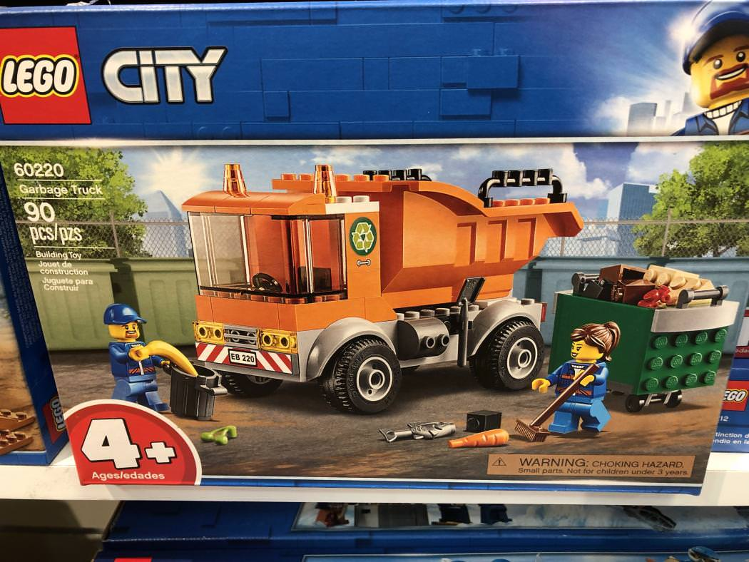 Garbage Truck(60220)