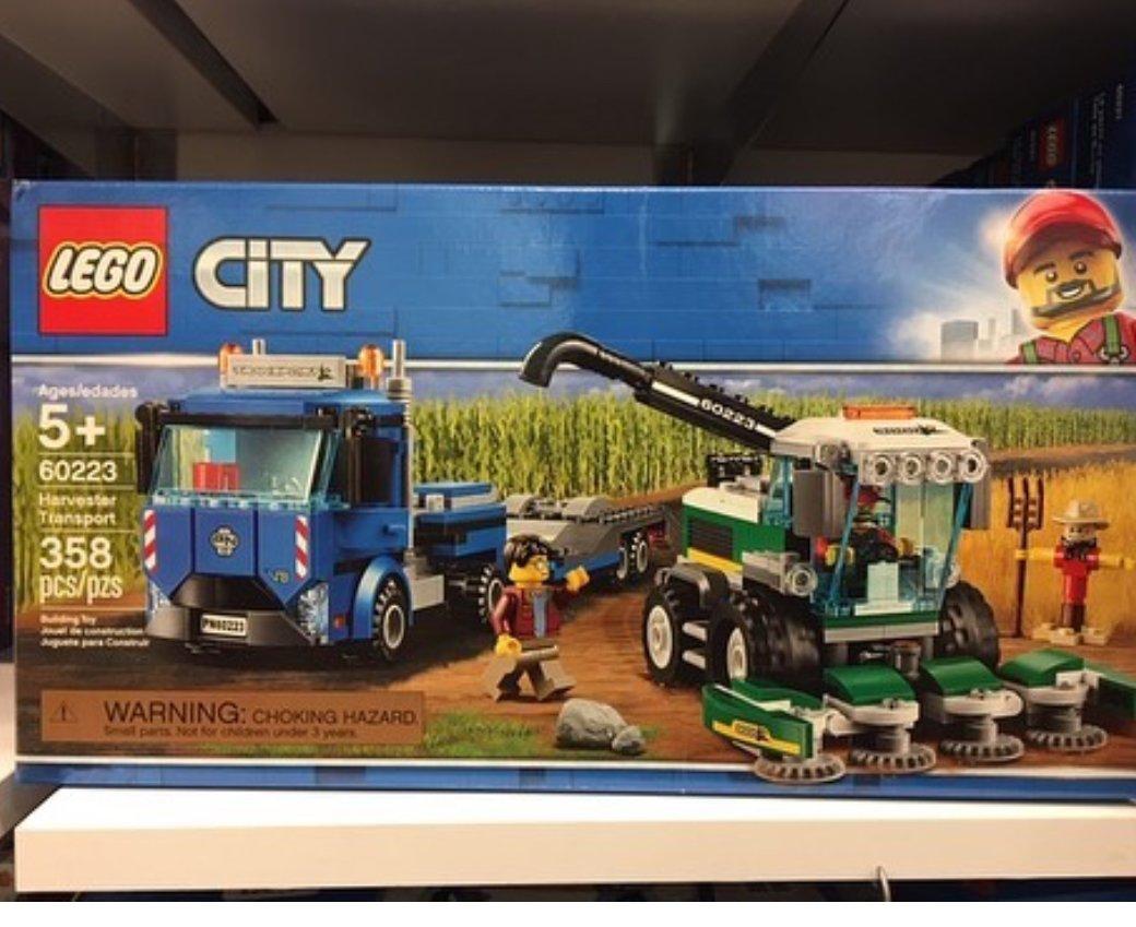 Harvester Transport (60223)