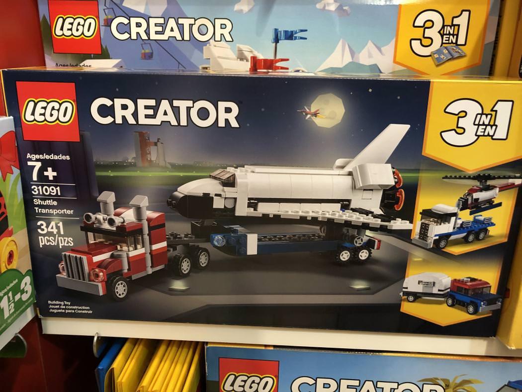 Shuttle Transporter (30191)