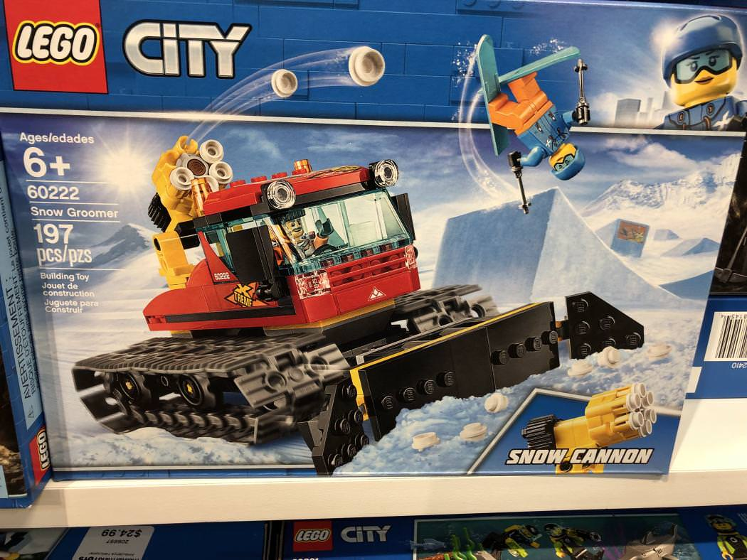 Snow Groomer (60222)