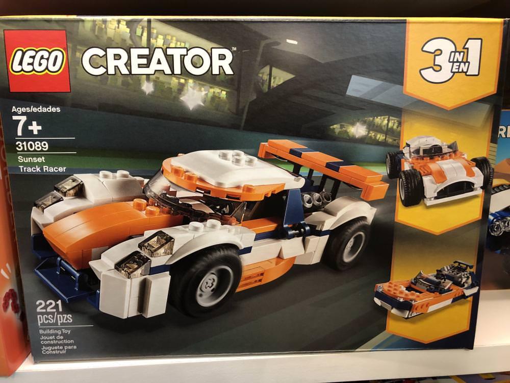 Sunset Track Racer (31089)