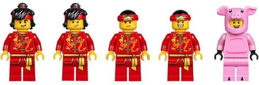 LEGO Dragon Dance (80102)