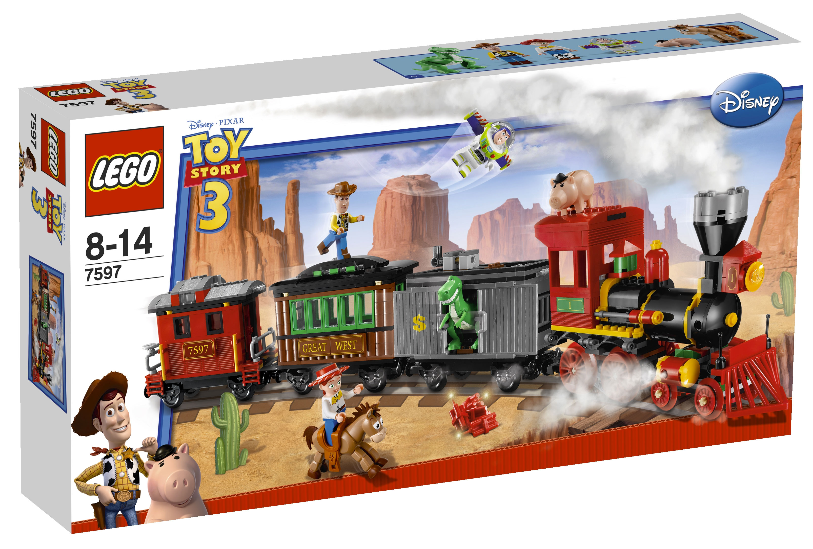 Brickfinder lego toy story sets rumoured as toy story 4 - Lego toys story ...