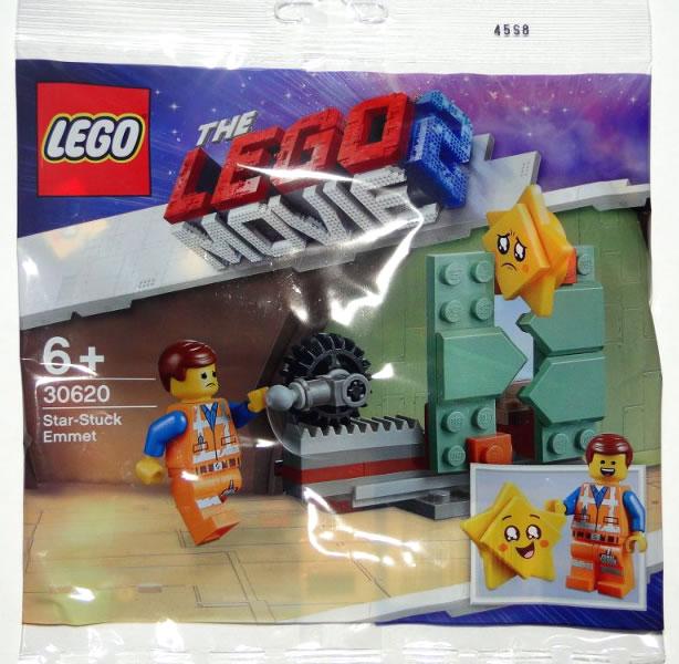 Brickfinder Lego Movie 2 Star Stuck Emmet 30620 Polybag Given Out At Singapore Cinemas