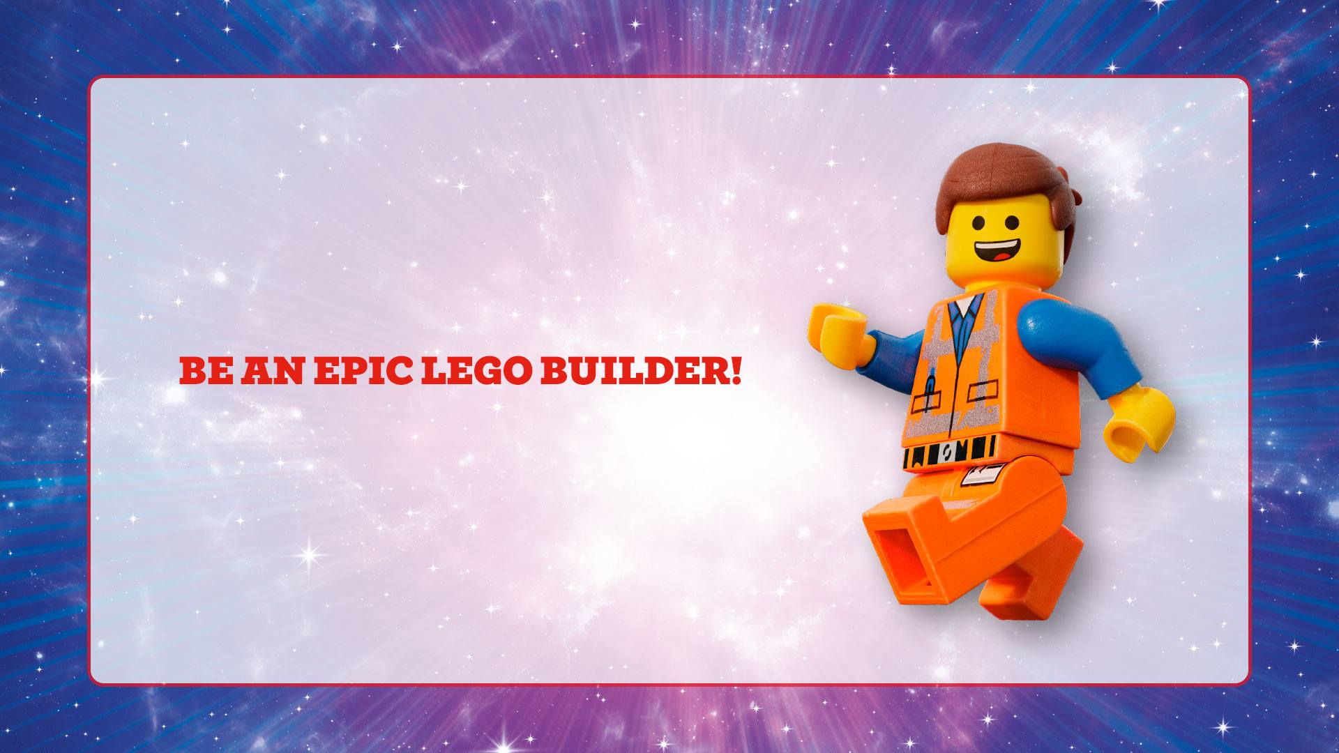 be an epic builder emmet