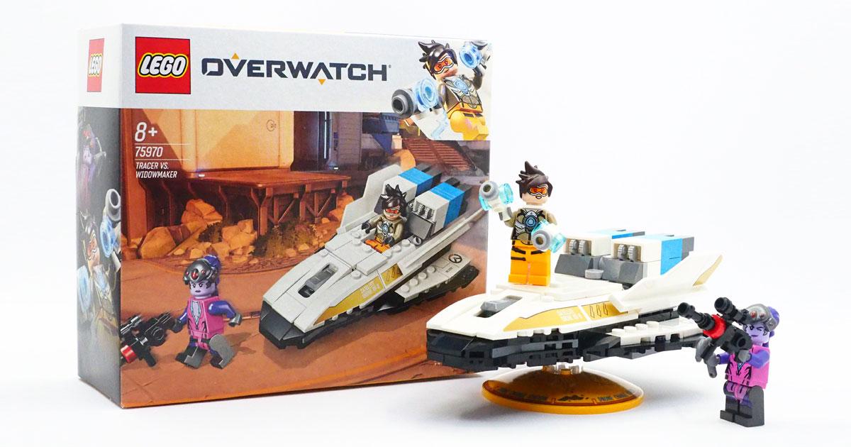LEGO® Overwatch Widowmaker /& NEU /& OVP ! 75970 Tracer vs