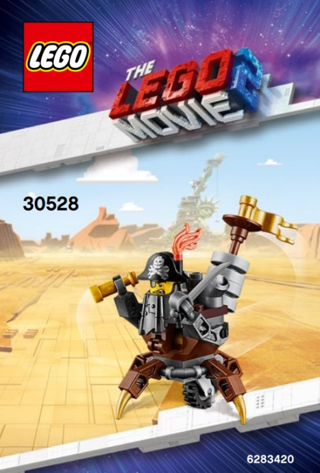 30528-1- Mini Master-Building MetalBeard