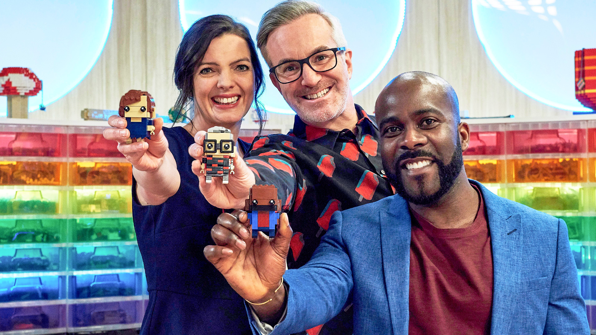 LEGO Masters UK ©Channel 4