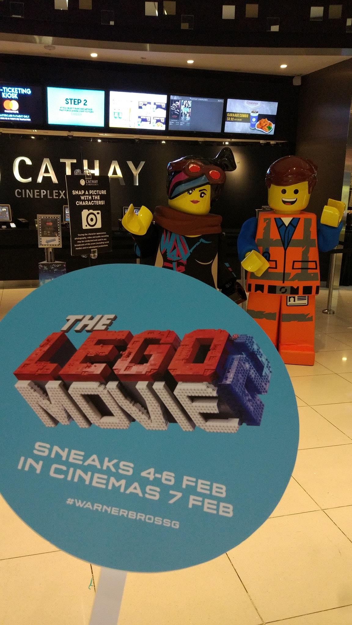 the lego movie 2 meet emmet and lucy