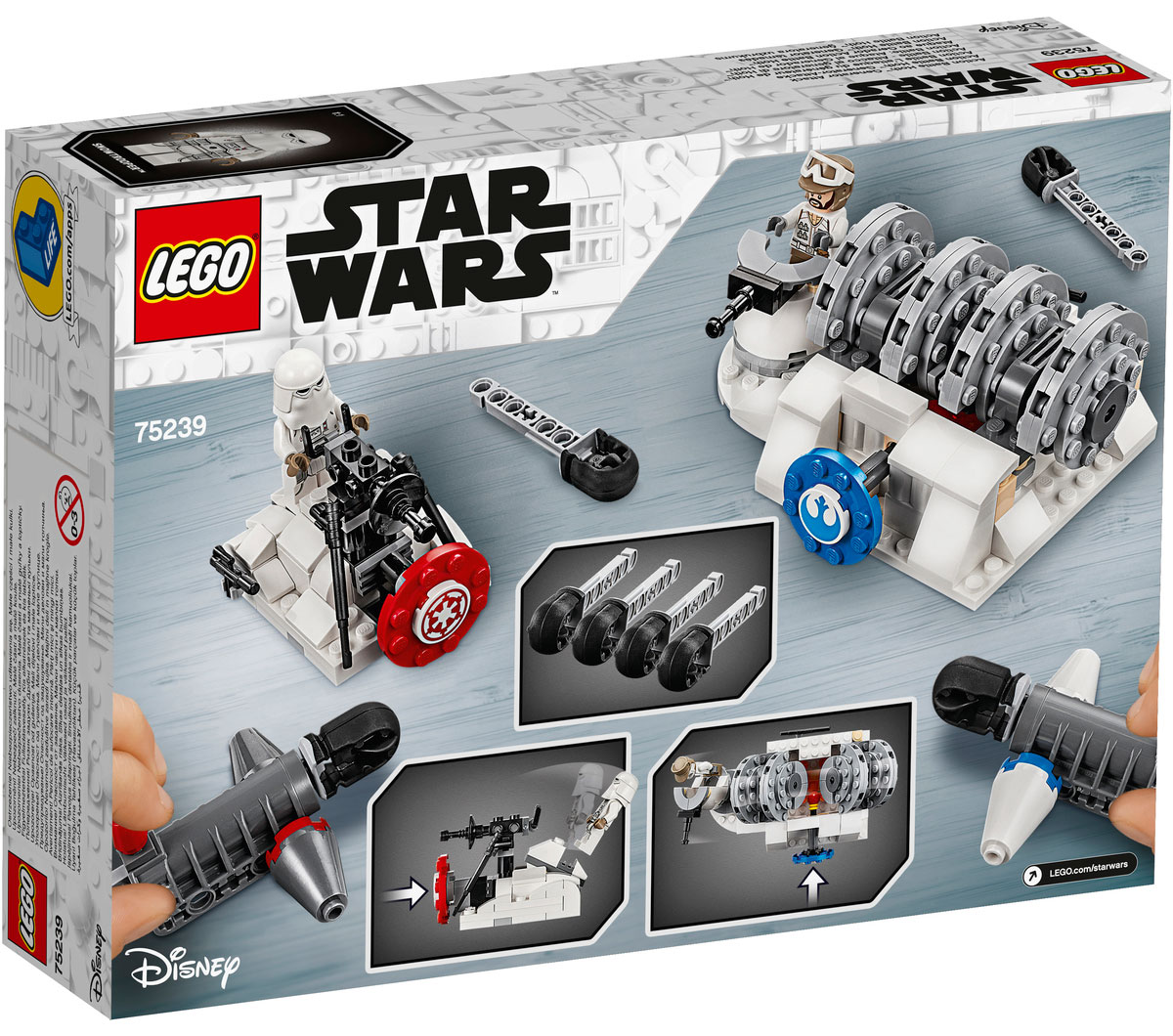 LEGO-75239-Action-Battle-Hoth-Generator-Attack-5