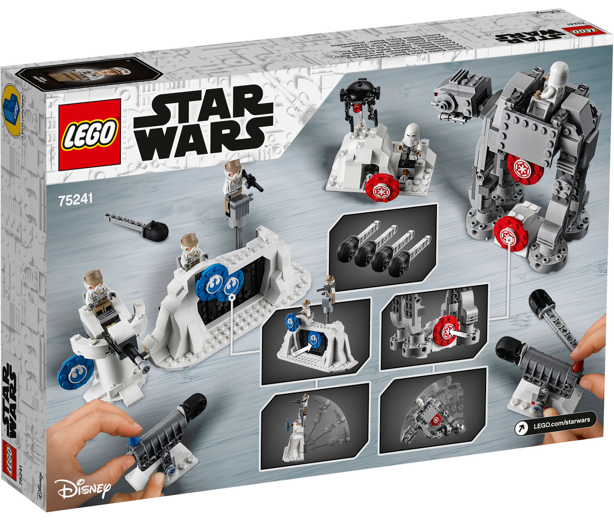 LEGO-75241-Action-Battle-Echo-Base-Defense-5