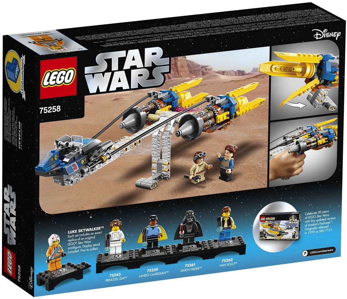 LEGO-75258-Anakins-Podracer-20th-anniversary-7-1