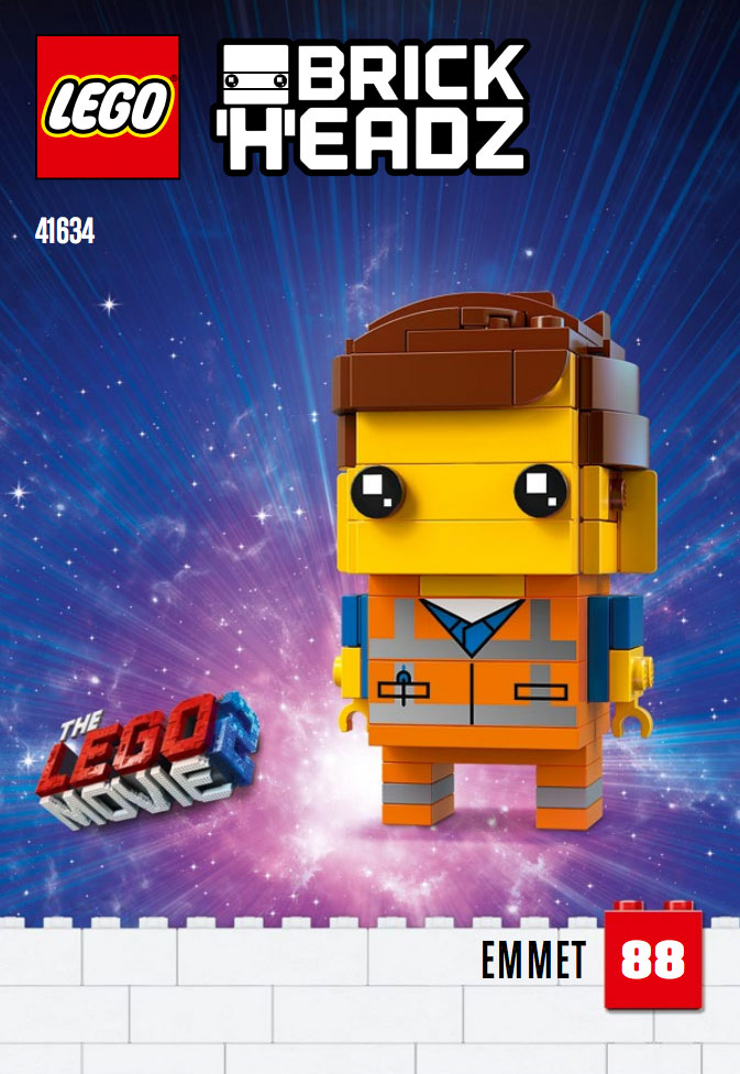 LEGO-BrickHeadz-emmet-41634