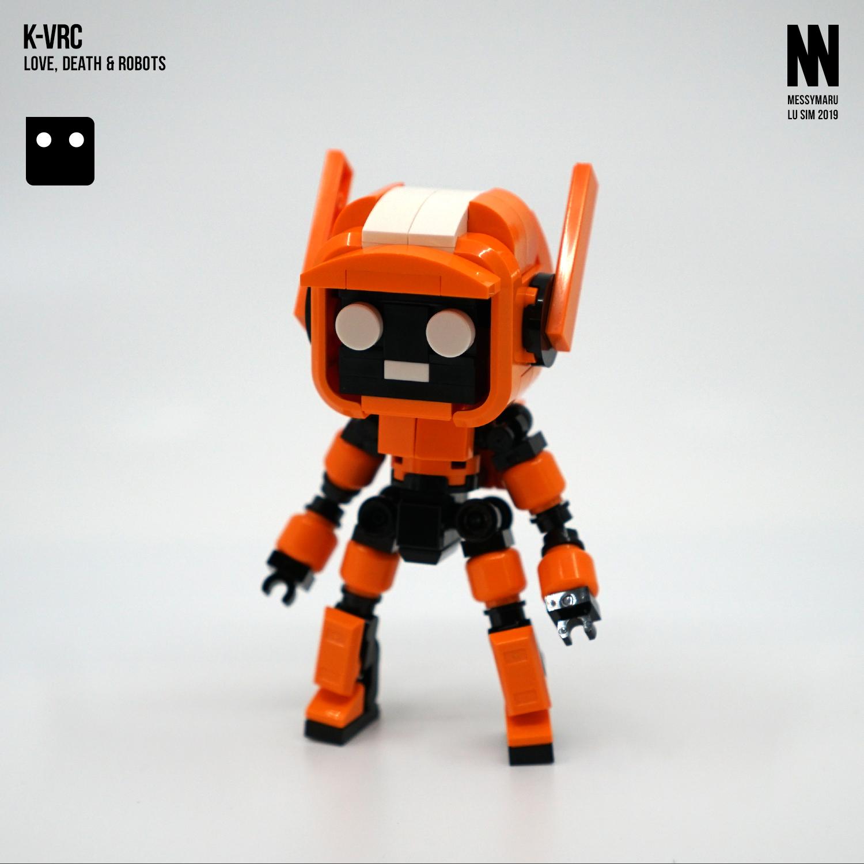 K-VRC Love Death + Robots 01