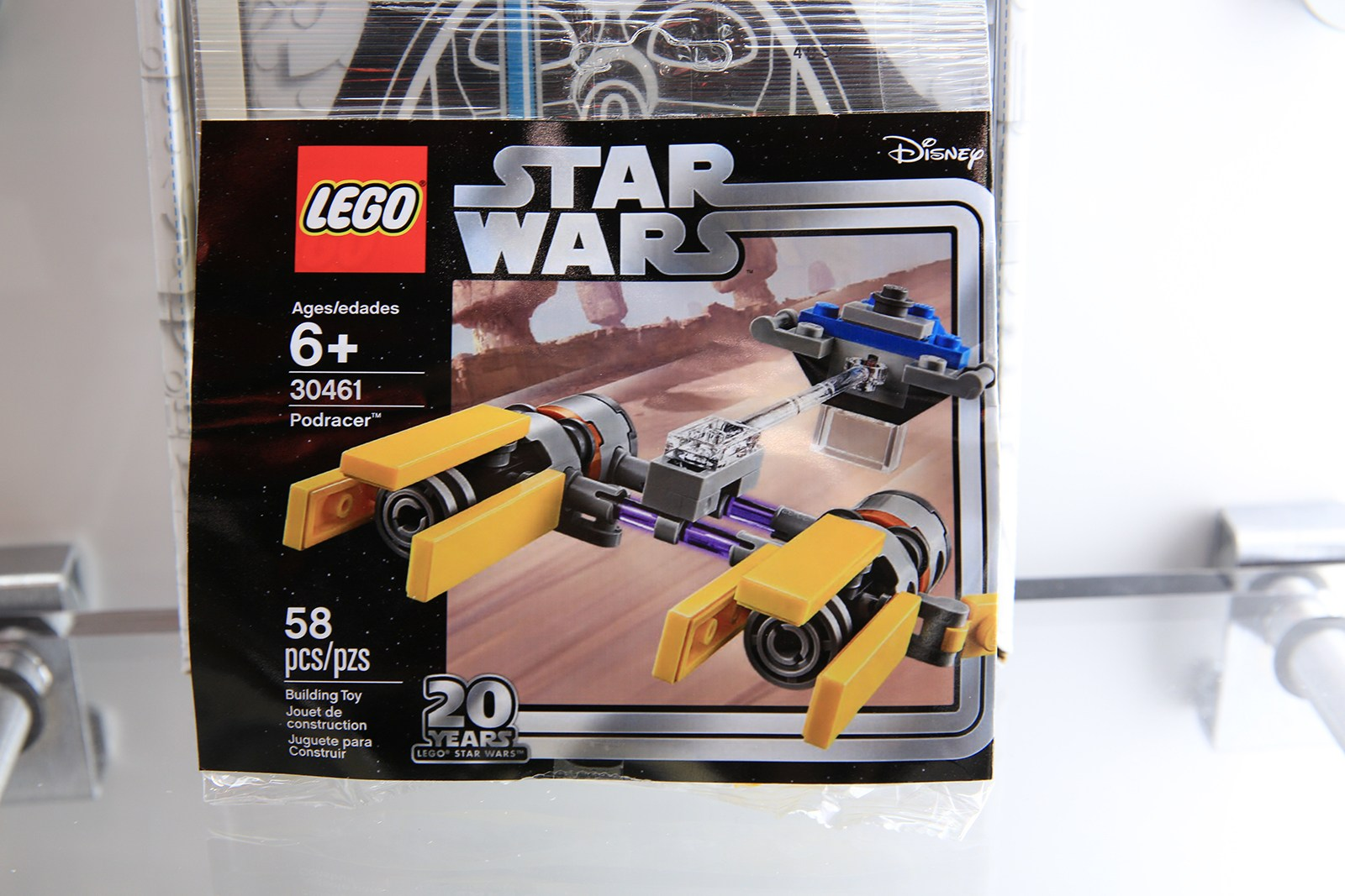 LEGO star wars podracer 30461