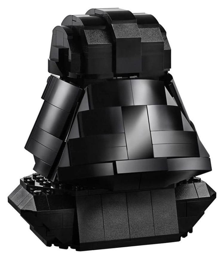 lego darth vader bust 75227 06