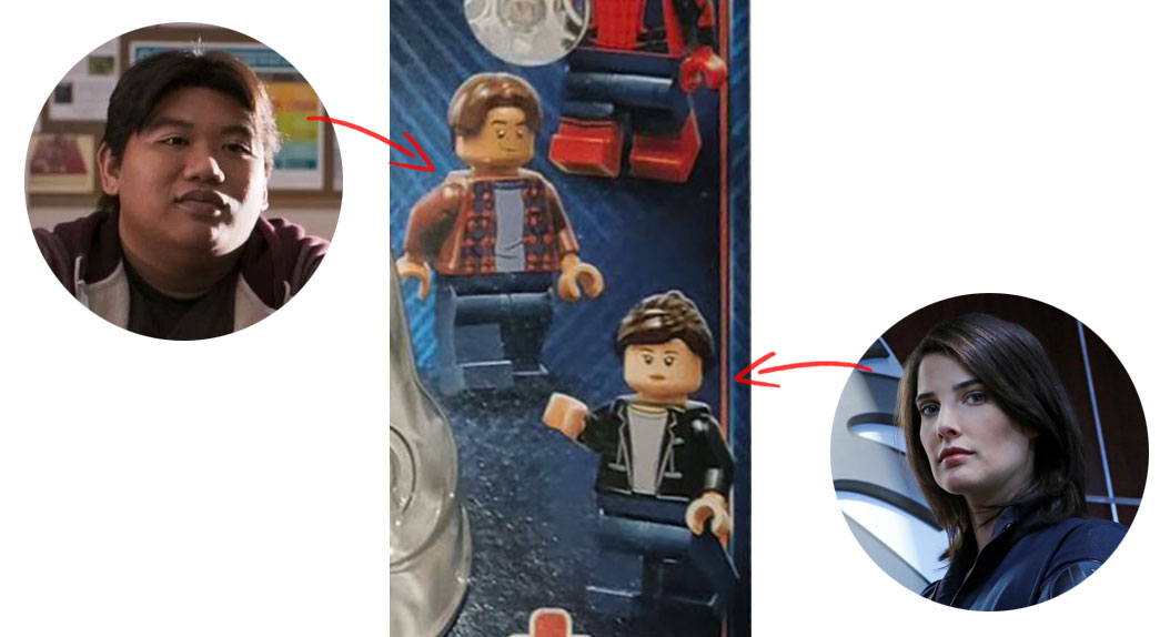 lego-spider-man-far-from-home-character-pack-40343-maria-hill-ned-leeds