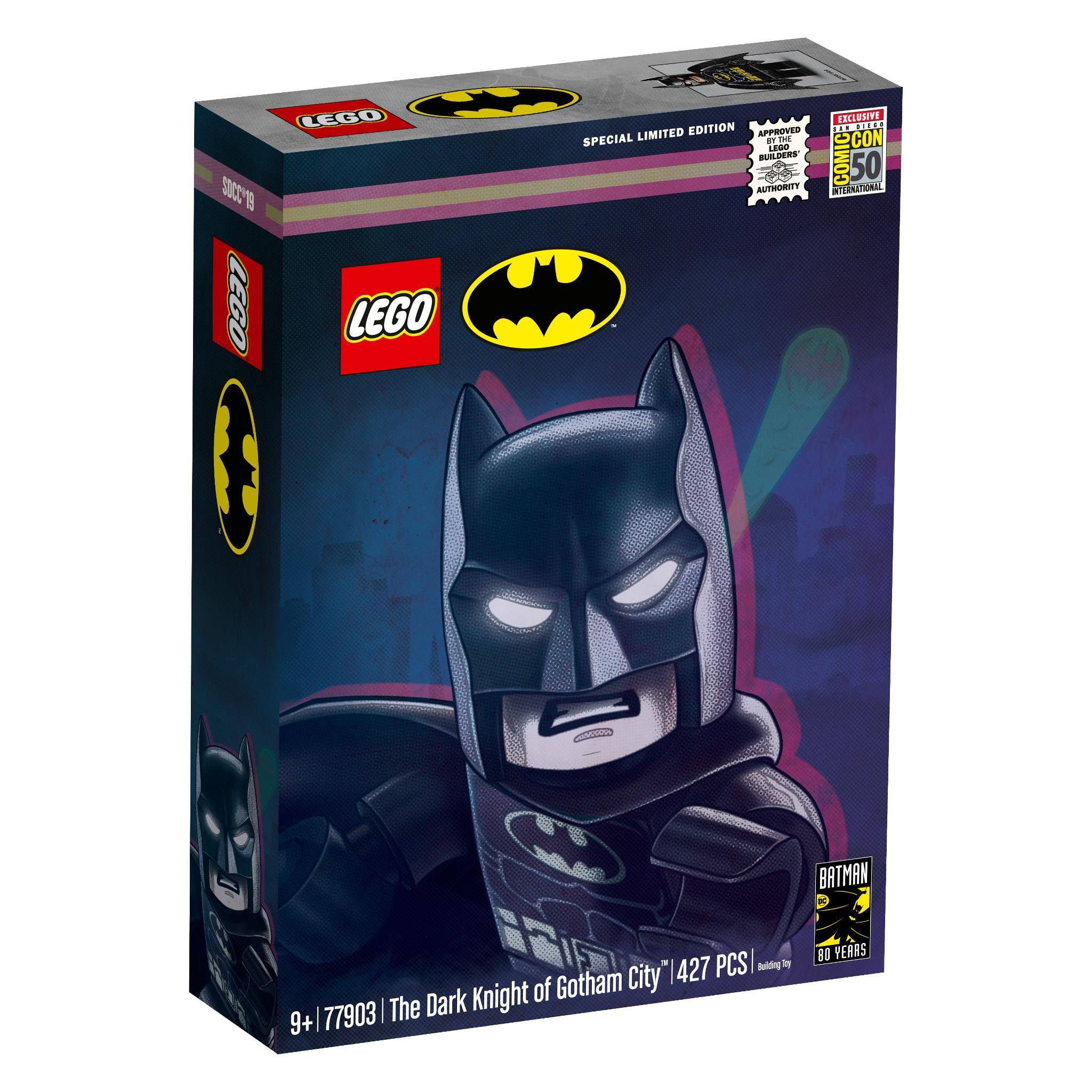 LEGO Batman The Dark Knight of Gotham City Brickfinder 02