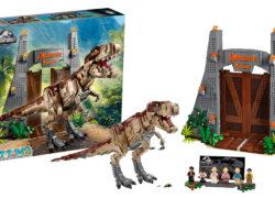 LEGO-Jurassic-Park-T-Rex-Rampage-(75936)-Brickfinder-FB