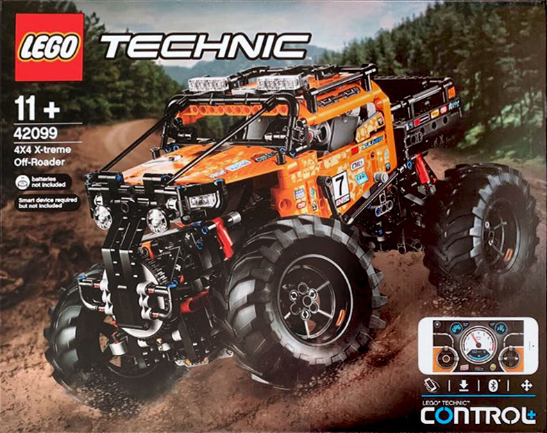 LEGO-Technic-4x4-X-Treme-Off-Roader-(42099)-brickfinder-01