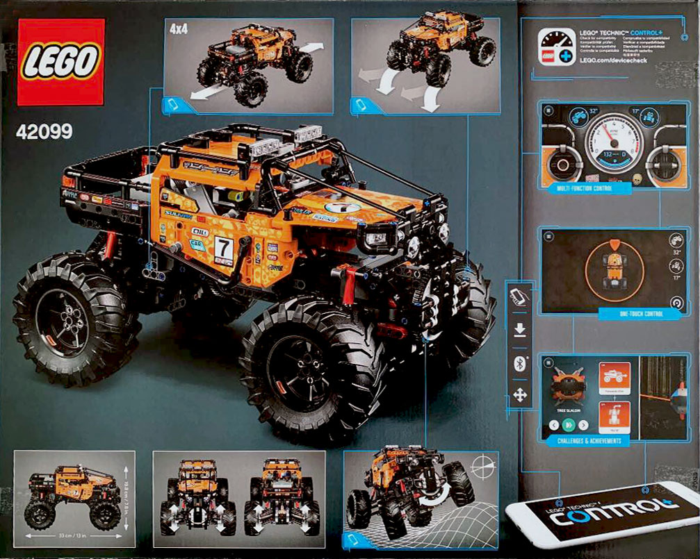 LEGO-Technic-4x4-X-Treme-Off-Roader-(42099)-brickfinder-02