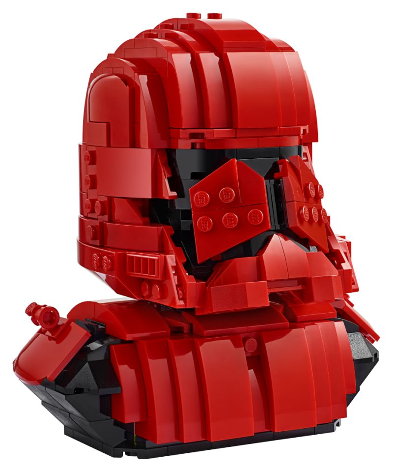 LEGO Star Wars Sith Trooper Bust (77901) SDCC 2019 Exclusive - 02