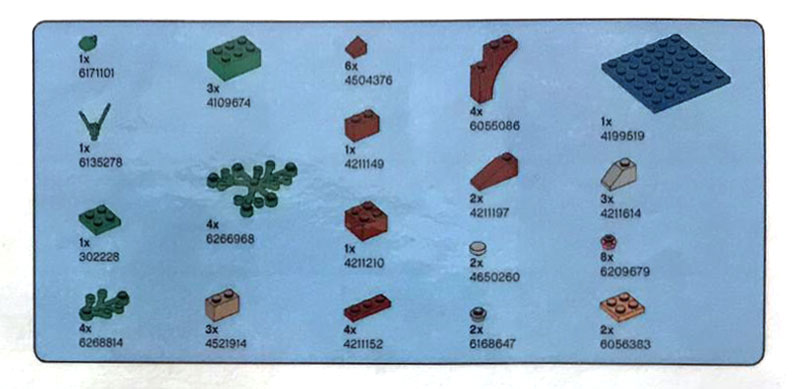 lego-tree-in-the-woods-parts-list