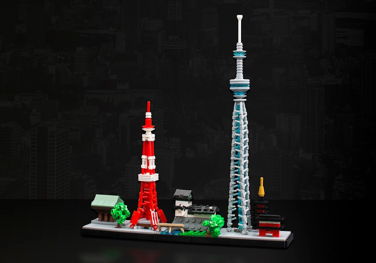 LEGO-Tokyo-Skyline-MOC-by-Cecilie-Fritzvold