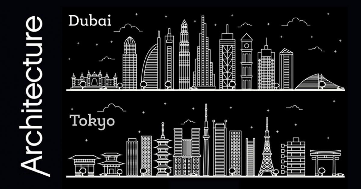 lego-architecture-rumour-tokyo-dubai-skyline