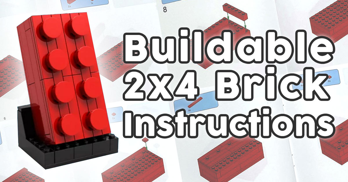 Buildable-2x4-Red-Brick-Instructions