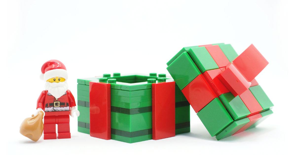 Santa-Gift-Box