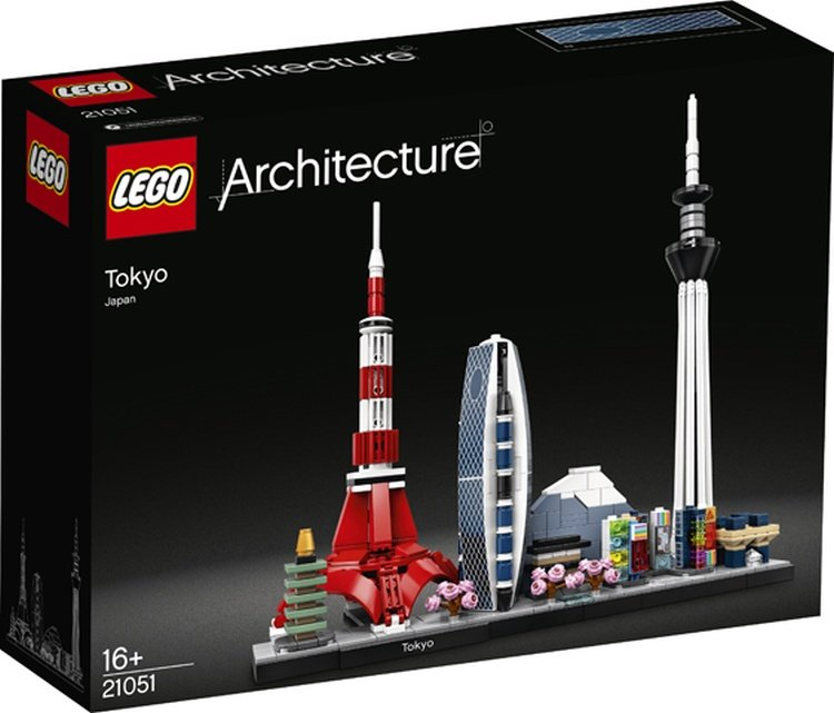 Brickfinder Lego Architecture 2020 Skylines First Look