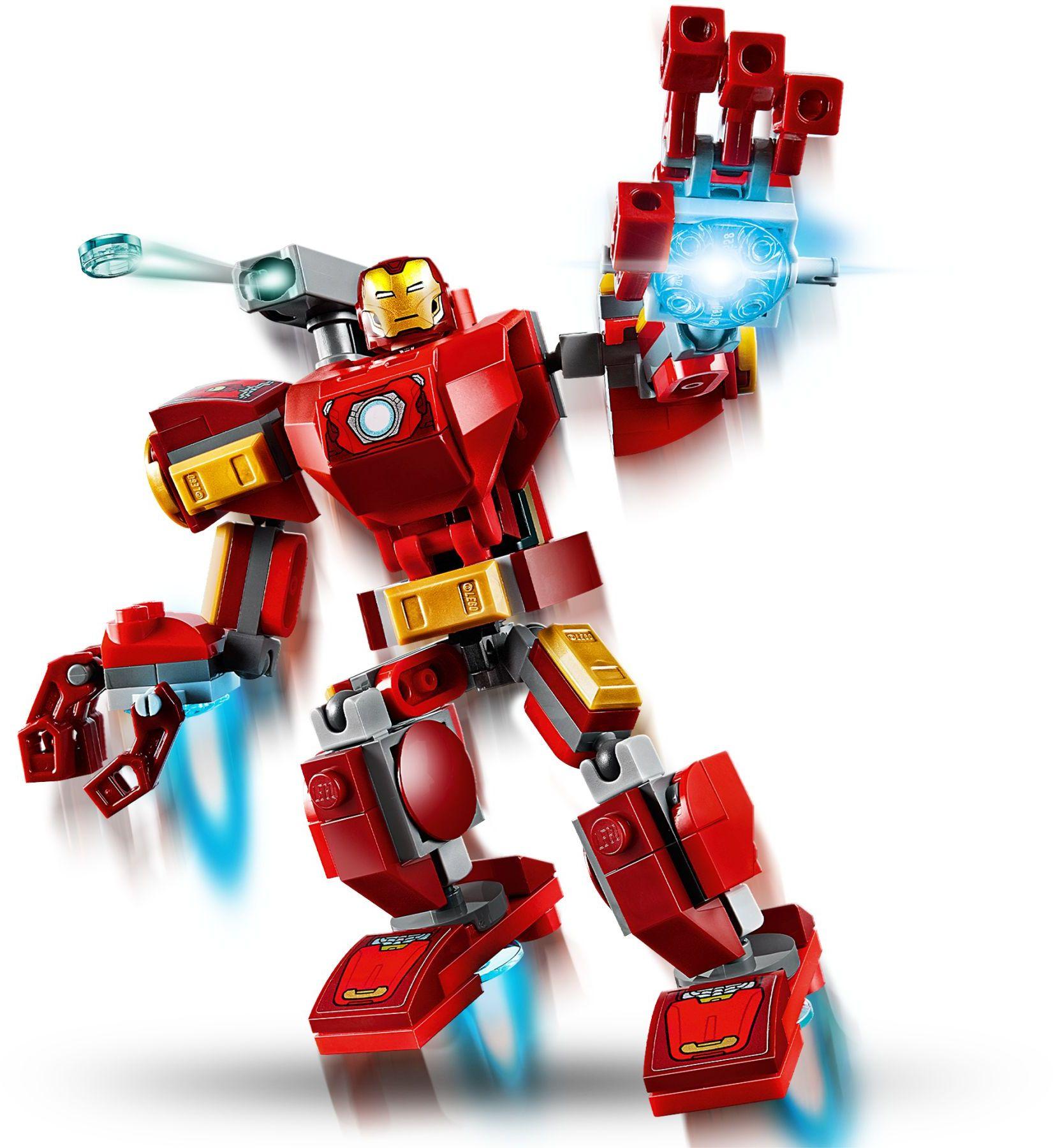 LEGO Marvel Super Heroes 2020 1HY Hi-Res Images