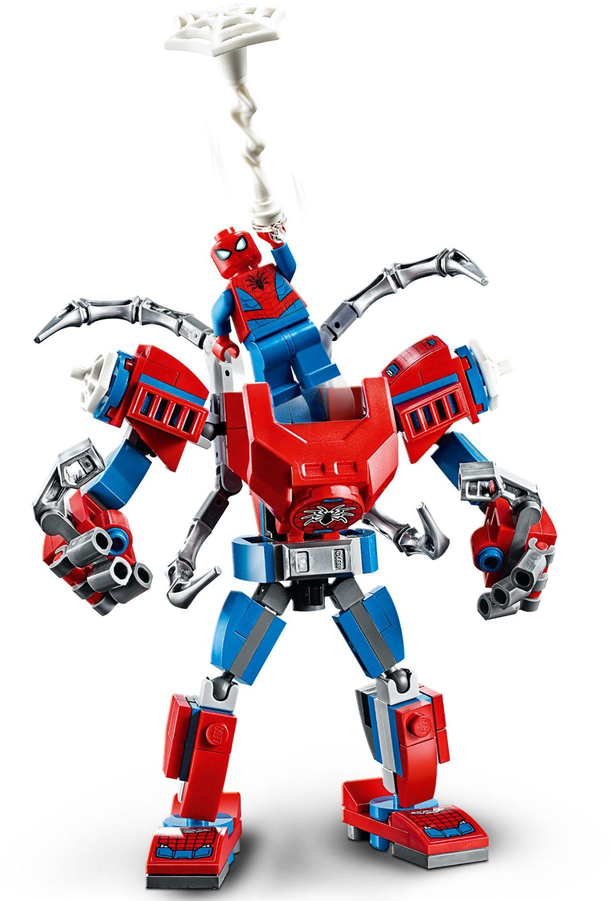 Brickfinder - LEGO Marvel Super Heroes 2020 1HY Hi-Res Images!