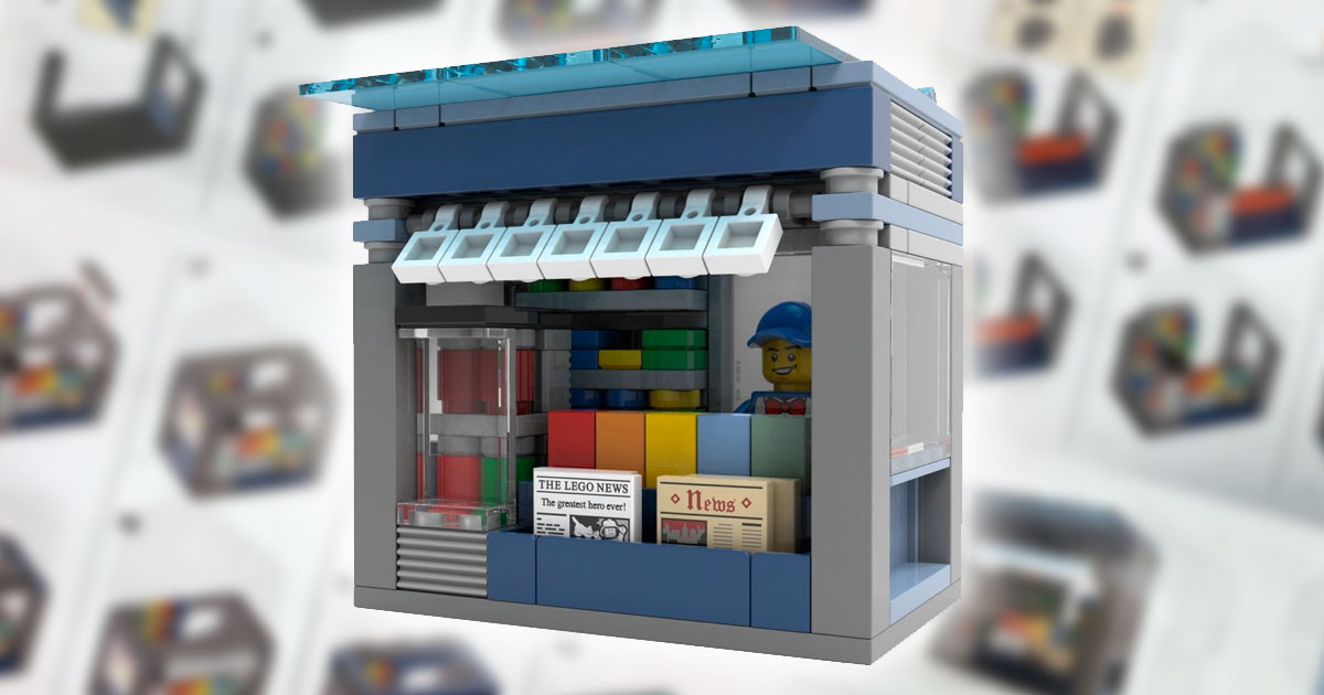 LEGO-News-stand-instructions