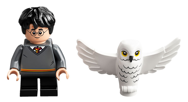 LEGO Harry Potter 30420 bustine polybag NUOVO