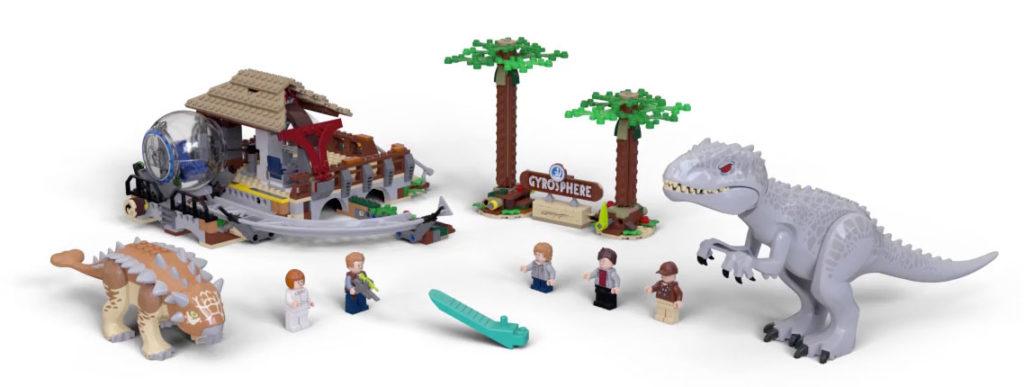 Lego 75939 Jurassic World Mosquito In Amber Brick 1x1 New Rare