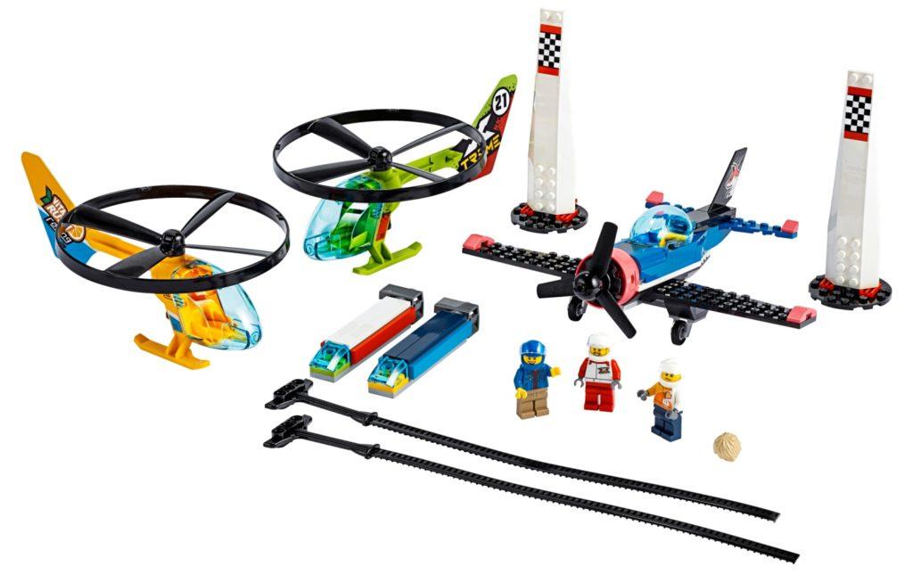 Lego City Minifigure COL270 Sport Pilota Corsa Gara Car Driver Pilot Nuovo New