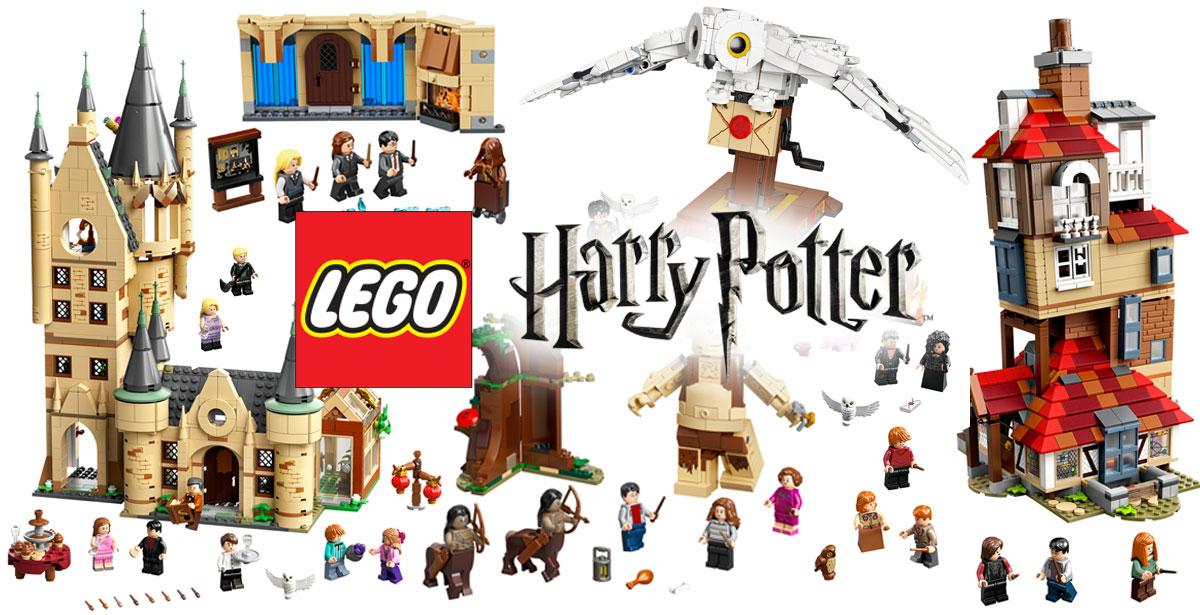 Brickfinder Lego Harry Potter Wizarding World Summer 2020