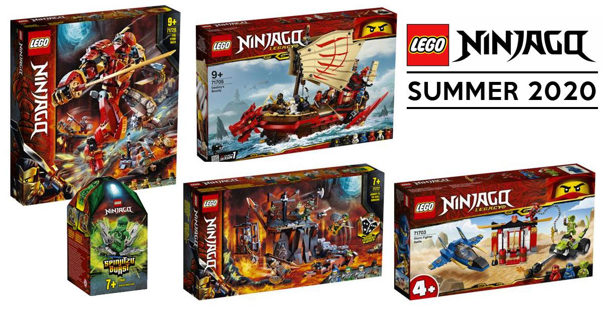 Lego Ninjago 71720 Minifigur Minifig Murt Neuware New