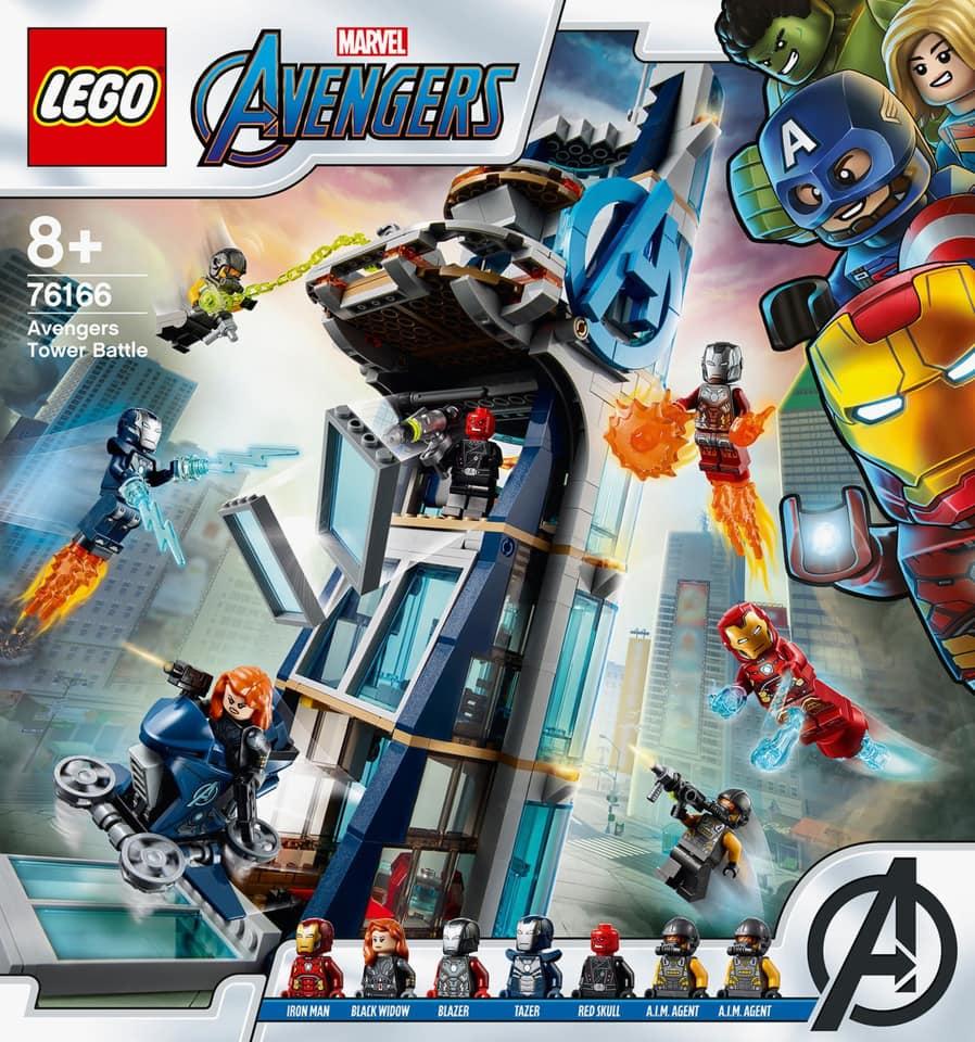 Brickfinder - LEGO Marvel Avengers Summer 2020 Line Up!
