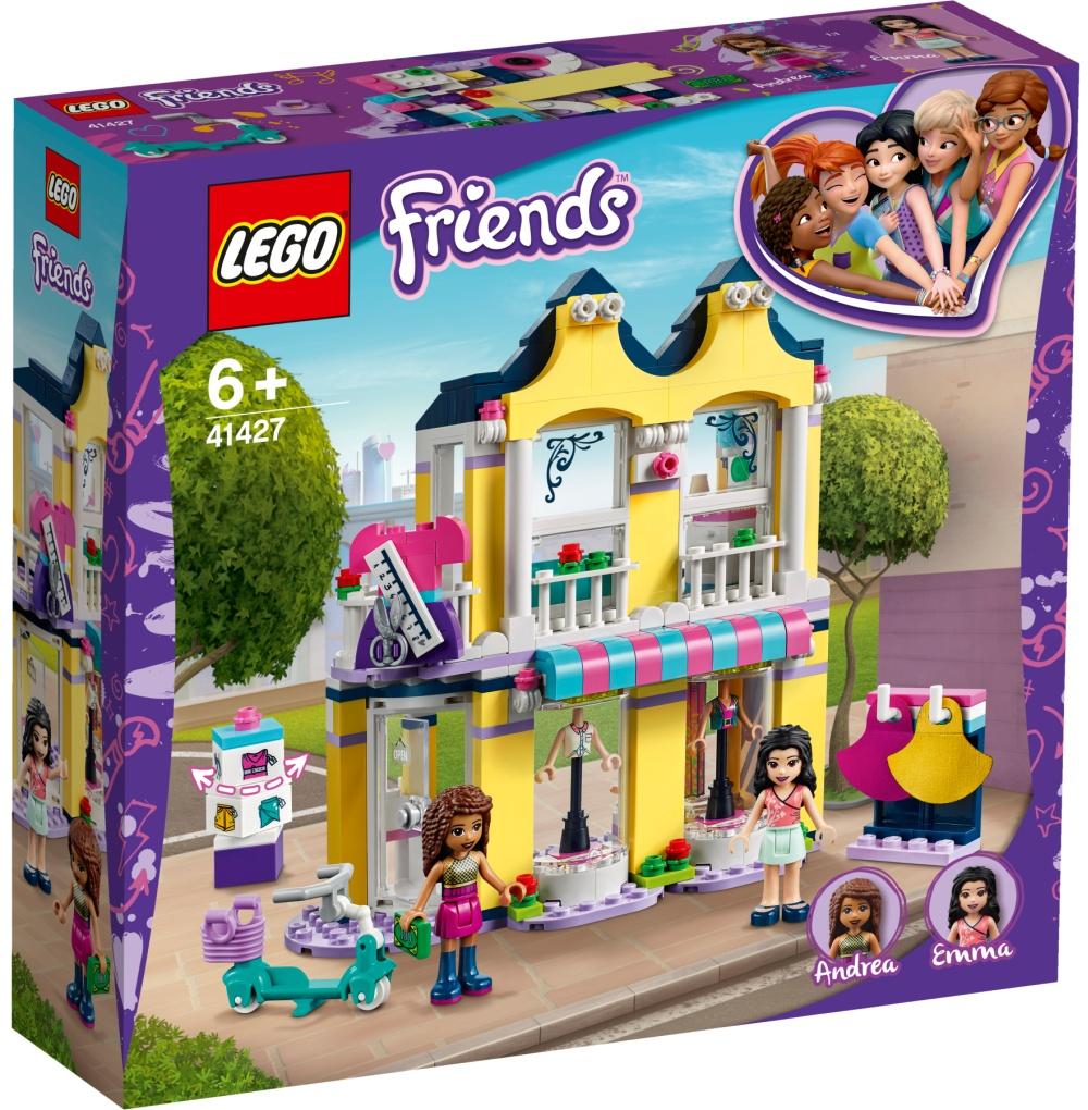 Brickfinder - LEGO Friends Summer 2020 Sets Full Lineup!