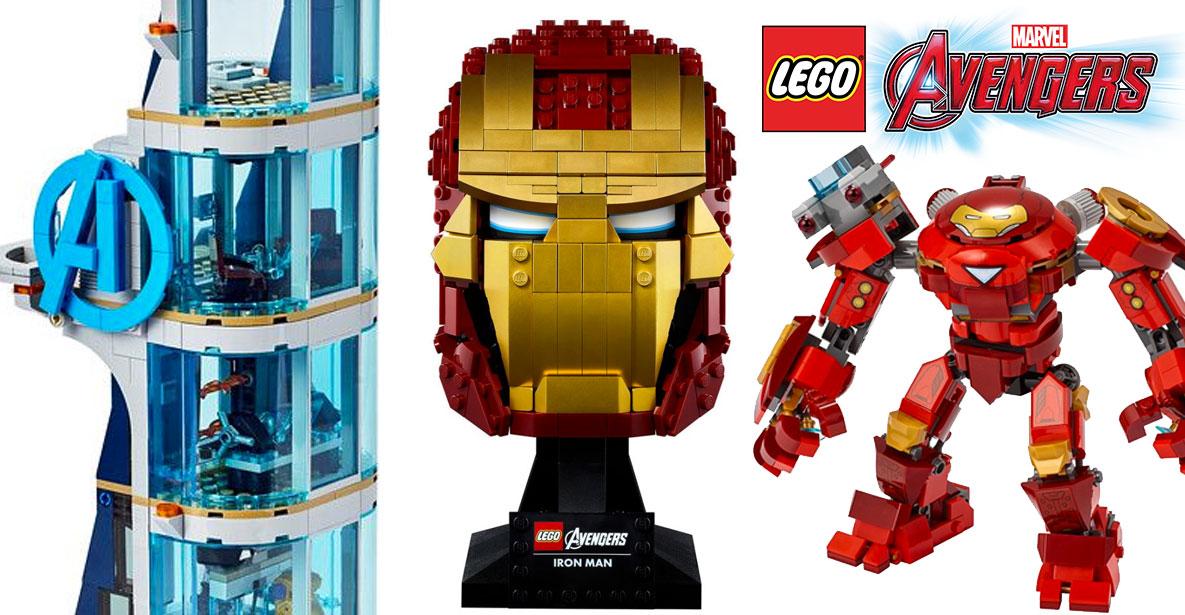 LEGO Marvel Avengers Summer 2020