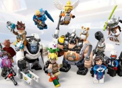 complete lego overwatch minifigures